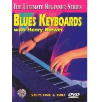 The Ultimate Beginner Series Blues Keyboards with Henry Brewer DVD