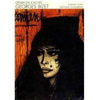 George Bizet CARMEN - Sonzogno