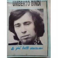 Bindi Umberto le più belle canzoni - Carisch