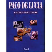Paco De Lucia Guitar-Tab - Carisch
