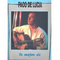 Paco De Lucia La Mejor De - Carisch