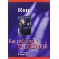 Ron Le più belle canzoni - Carisch