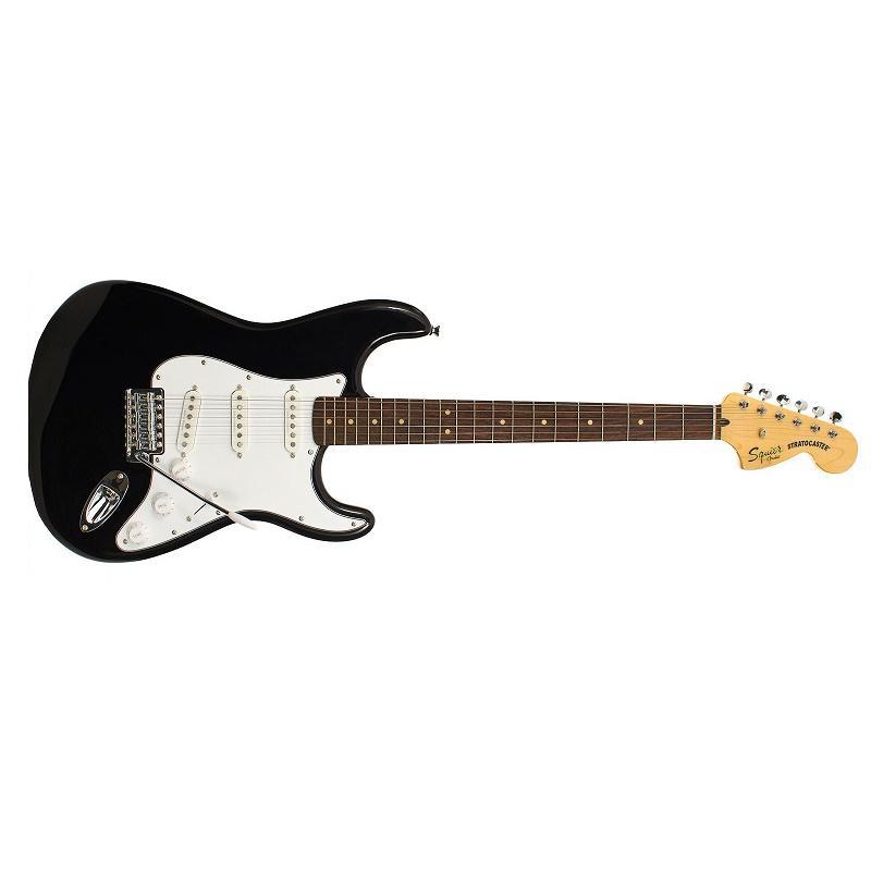Fender Squier Stratocaster Vintage Modified Black Chitarra Elettrica