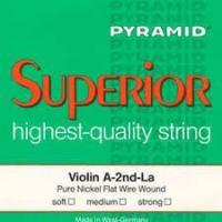 Muta di corde Pyramid Superior Medium per Violino