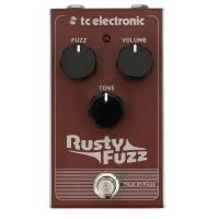 TC Electronic RUSTY FUZZ Effetto per chitarra elettrica