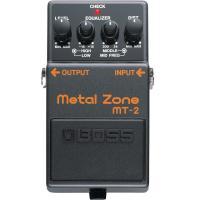 Boss Metal Zone MT-2 Distorsore Pedale per chitarra elettrica
