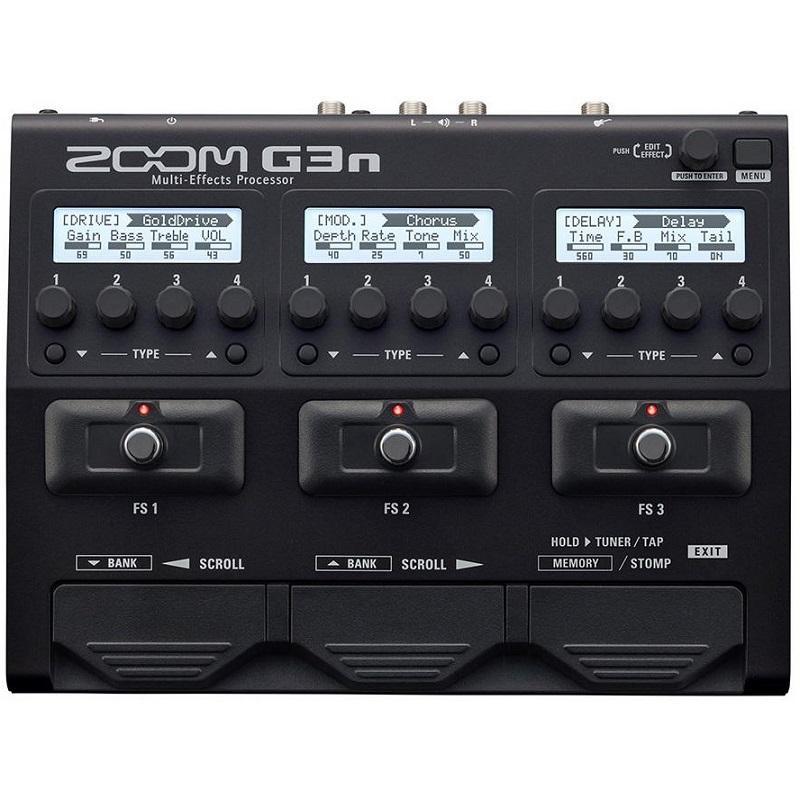 Zoom G3n Pedale multieffetto per chitarra elettrica