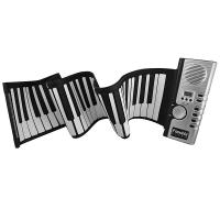 Tastiera da viaggio Luke & Daniel SK61 - Soft Keyboard Flexible Piano