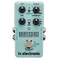 Effetto TC Electronic Quintessence Harmonizer per chitarra
