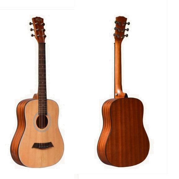 Caravan Music Traveler Guitars HSB 2 Chitarra Acustica