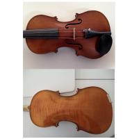 Violino antico con etichetta Stowasser