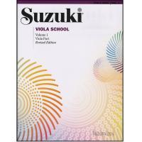 Suzuki Viola School Volume 1
