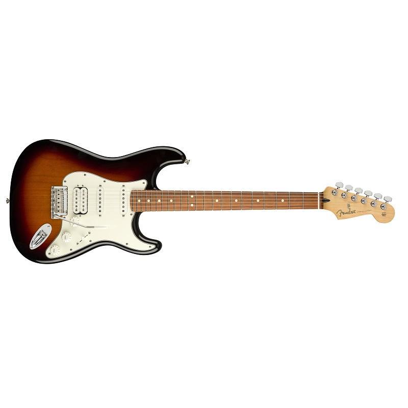 Fender Stratocaster Player HSS PF 3TS Chitarra Elettrica