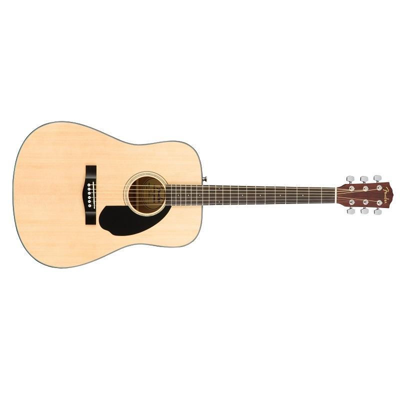 Fender CD 60S Pack NATURAL Chitarra Acustica