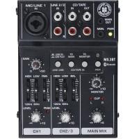 Topp Pro Mixer TP MX3BT con funzione USB e Bluetooth