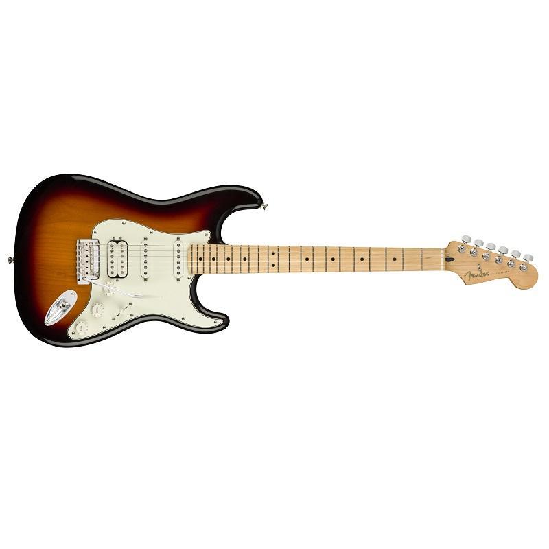 Fender Stratocaster Player HSS MN 3TS Chitarra Elettrica