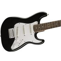 Fender Squier Mini RW Black Chitarra Elettrica 3/4_2