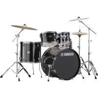 Batteria Yamaha Rydeen Black Glitter RDP2F5 con Piatti Paiste 101 PRONTA CONSEGNA - SPEDITA GRATIS