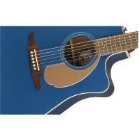 Fender Redondo Player Belmont Blue WN Chitarra Acustica Elettrificata_3