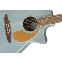 Fender Newporter Player Ice Blue Satin WN Chitarra Acustica Elettrificata_3