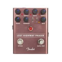 Fender Lost Highway Phaser Pedale per chitarra elettrica