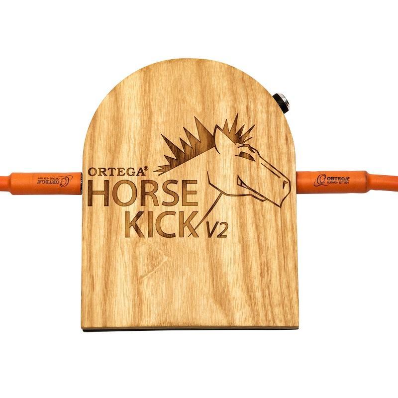 Digital Stomp box Horse Kick V2 Ortega Pedale per chitarra