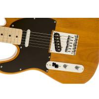 Fender Squier Affinity telecaster MN BTB Butterscotch Blonde LH Chitarra Elettrica Mancina_3