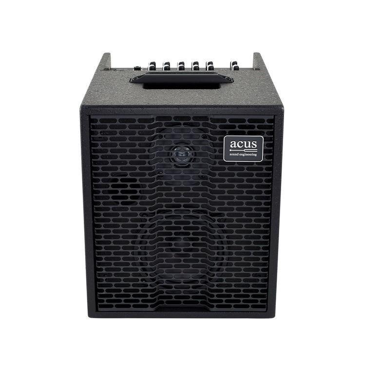 Acus One Forstrings 5T Black 50W Amplificatore per strumenti acustici e voce