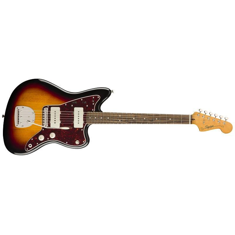 Fender Squier Jazzmaster Classic Vibe 60s LRL 3TS Chitarra Elettrica