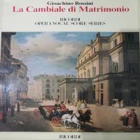 La Cambiale di Matrimonio - Rossini Gioachino