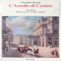 L'assedio di Corinto - Rossini Gioachino
