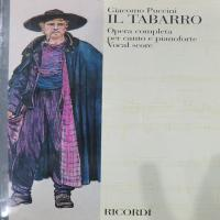 Il Tabarro - Puccini Giacomo