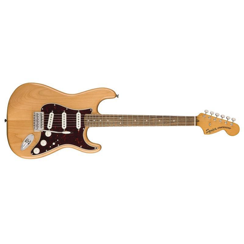 Fender Squier Stratocaster Classic Vibe 70s LRL NAT Chitarra Elettrica