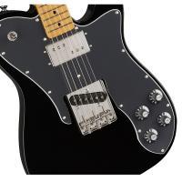 Fender Squier Telecaster Classic Vibe 70s Custom MN Black Chitarra Elettrica_3