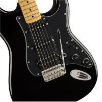 Fender Stratocaster Squier Classic Vibe 70s HSS MN Black Chitarra Elettrica_3