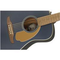 Fender Malibu Player Midnight Satin WN Chitarra Acustica Elettrificata_3