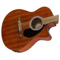 Fender FA-135CE All Mahogany WN Chitarra Acustica Elettrificata_3