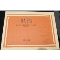 Bach Composizioni Scelte per organo Vol. I (Matthey-Ferrari) - Ricordi