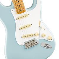 Fender Stratocaster Vintera 50s MN SBL Chitarra Elettrica_3