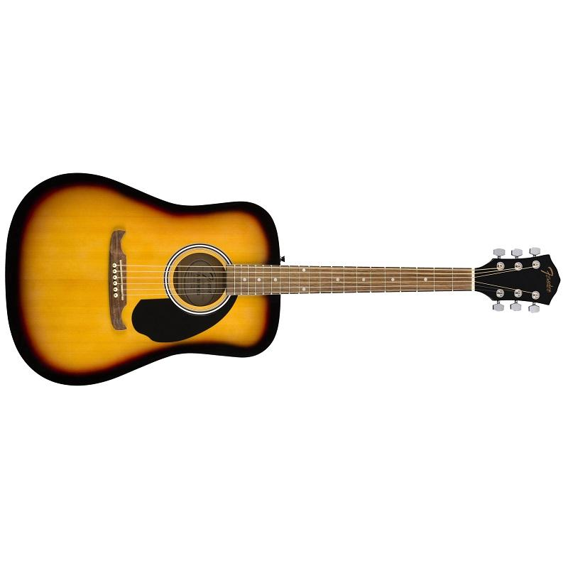 Fender FA-125 SB Chitarra Acustica