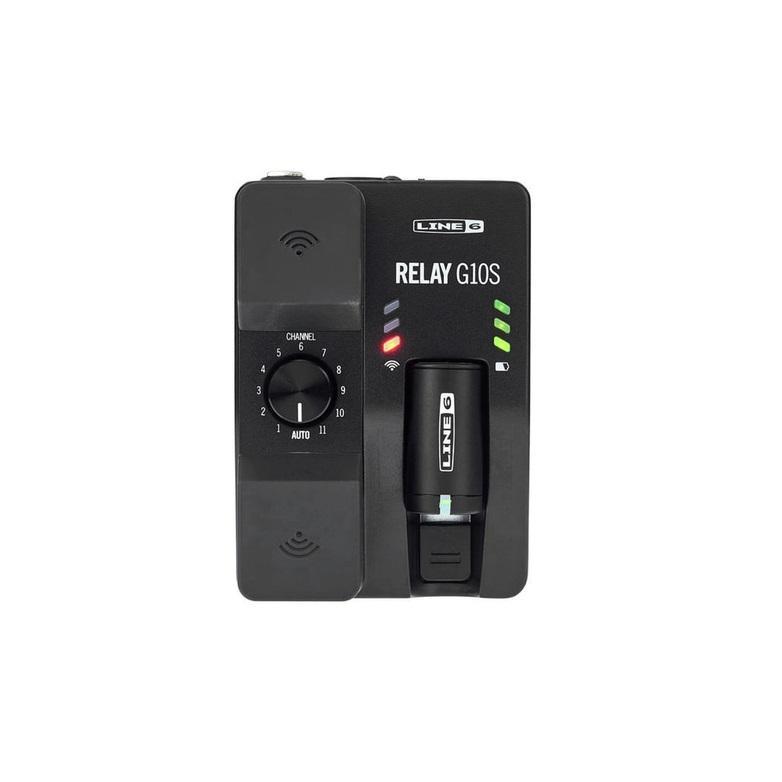 Line6 Relay G10S Trasmettitore Wireless Radiojack per chitarra e basso