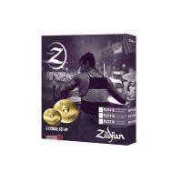Zildjian Planet Z Plz4pk Cymbal Set Kit Piatti Hi-hat 14