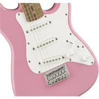 Fender Stratocaster Squier Mini RW Pink Chitarra Elettrica 3/4_3