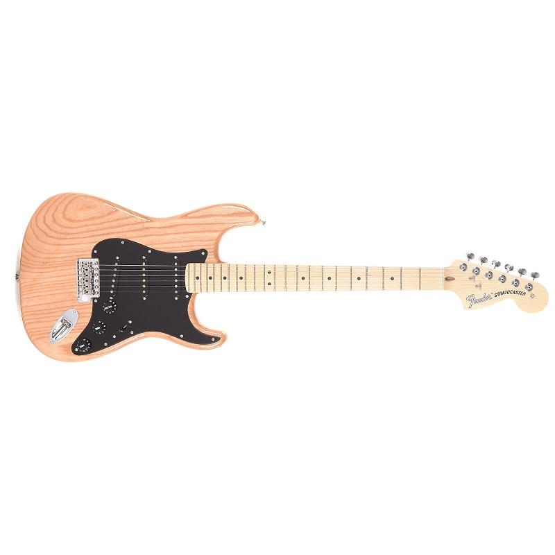 Fender Stratocaster LTD American Performer MN Ash Nat MADE IN USA Chitarra Elettrica