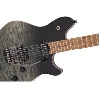 EVH Wolfgang WG Standard Quilt Maple Black Fade Chitarra Elettrica_3