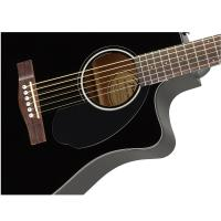 Fender CD 60SCE Black WN Chitarra Acustica Elettrificata_3