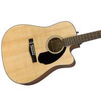 Fender CD 60SCE Nat WN Chitarra Acustica Elettrificata_3