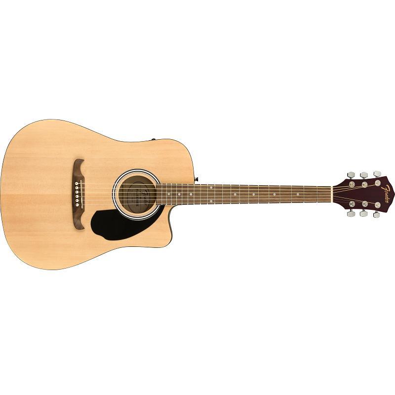 Fender FA-125CE Natural Chitarra Acustica Elettrificata