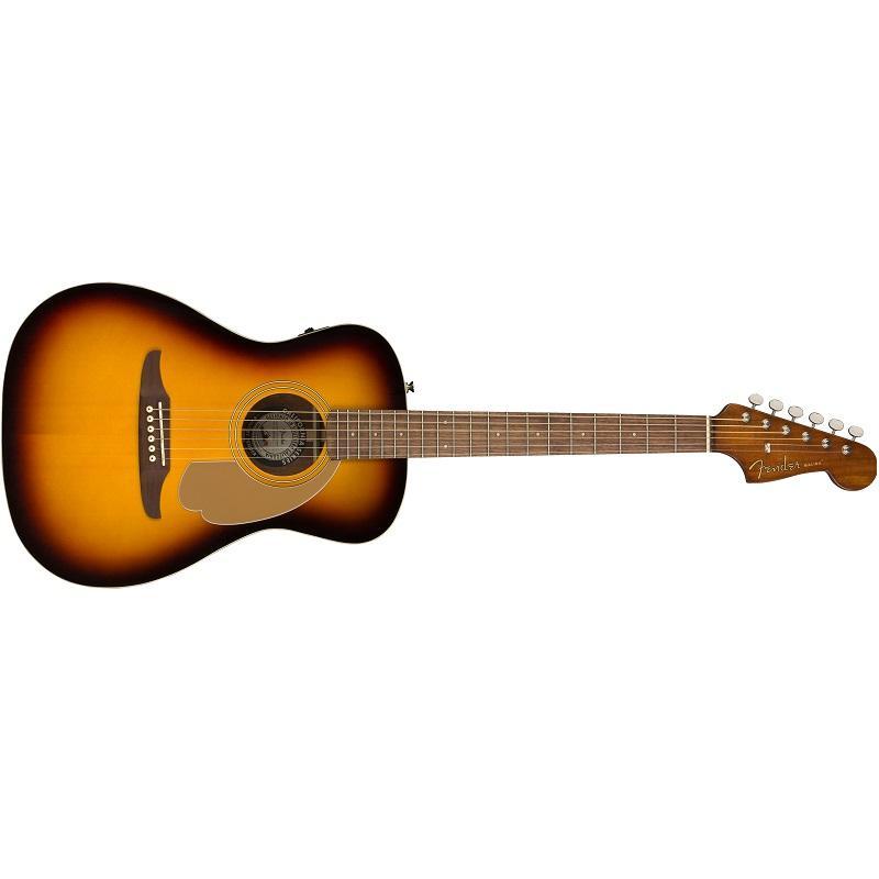Fender Malibu Player WN SB Chitarra Acustica Elettrificata