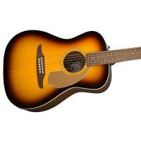 Fender Malibu Player WN SB Chitarra Acustica Elettrificata_3